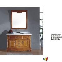 美家新浴室柜 现代浴室柜 实木浴室柜 现代实木浴室柜 mjx