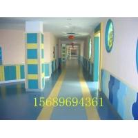 山东幼儿园pvc塑胶地板的特点