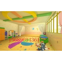 学校幼儿园PVC塑胶地板