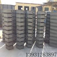 保定正中生产六角护坡模具六角护坡钢模具规格齐全