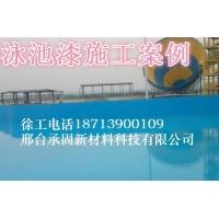 水上项目防水漆无溶剂100%固化成膜泳池漆