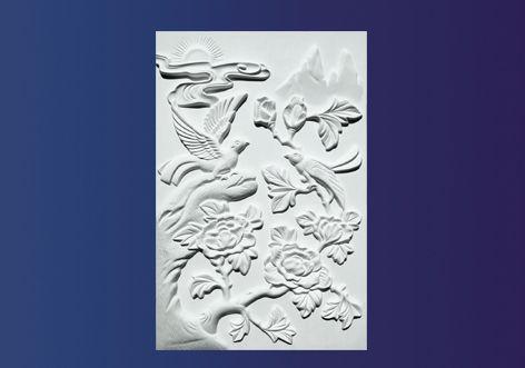 南京石膏线条-浮雕-南京绿岛装饰