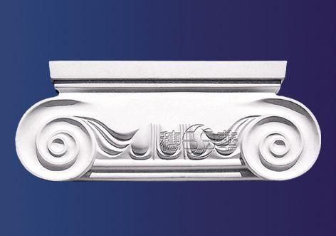 南京石膏线条 罗马柱头 南京绿岛装饰