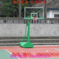 移动凹箱篮球架/天津篮球架厂