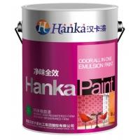 供应汉卡漆 海藻泥净味环保墙面漆 环保乳胶漆