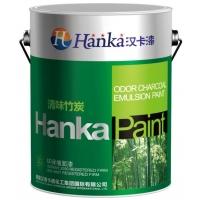 供应汉卡漆 竹炭清味环保墙面漆