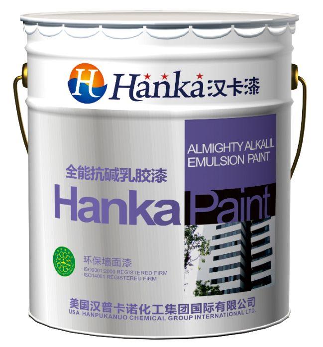 供应汉卡漆 内墙抗碱封底漆