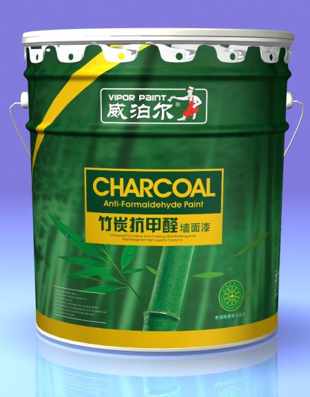 供应威泊尔漆 竹炭抗甲醛墙面漆 环保乳胶漆
