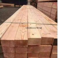 进口铁杉木方板材加工供应