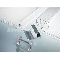 U型锁扣采光板   科特龙U型锁扣板 PC阳光板  佛山PC
