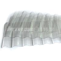 农用温室PC透明浪板  PC板材  佛山PC板材  科特龙P