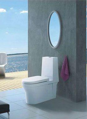 拉霸360卫浴聚晶大理石坐便器