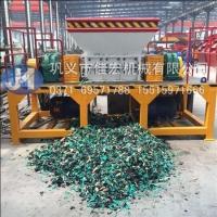 佳宏机械供应大中型双轴撕碎机 金属板材撕碎机