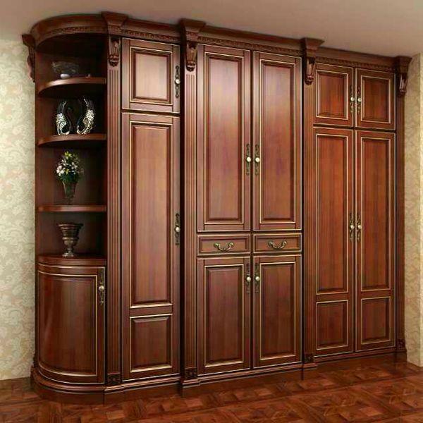 AG视讯緣 定製實木衣櫃