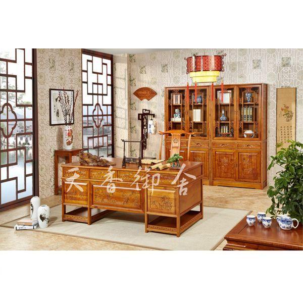 天香禦舍-書房家具