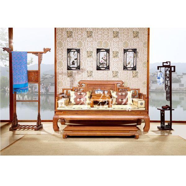 天香禦舍-客廳家具