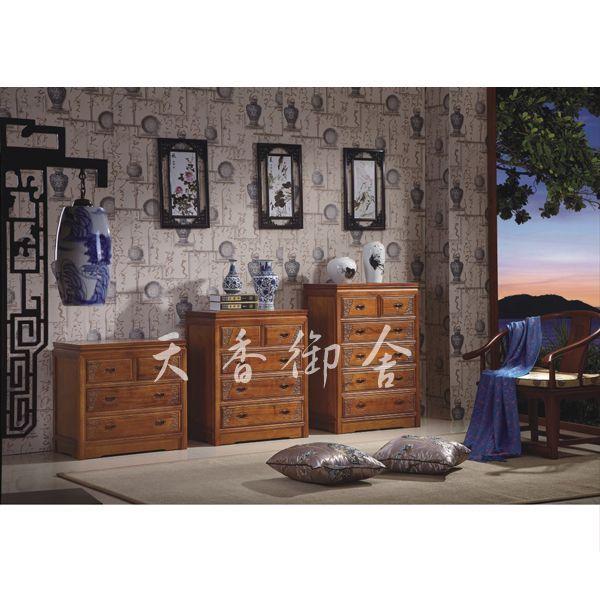 天香禦舍-餐廳家具
