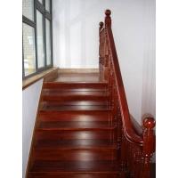 成都中式简约实木楼梯