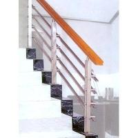 南京联润铁艺不锈钢装饰-楼梯扶手系列-不锈钢扶手